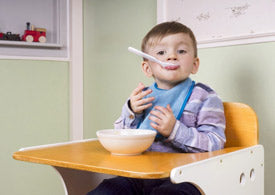 How to Deal with Toddlers who are Fussy Eaters