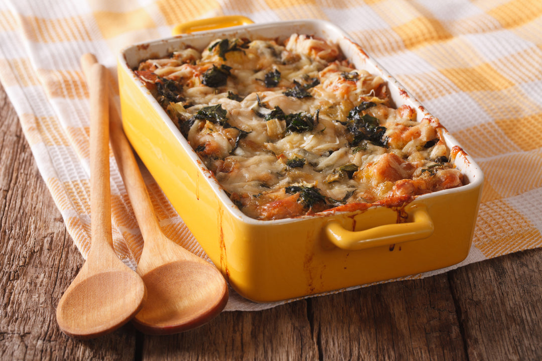 lightened-feta-tomato-spinach-strata