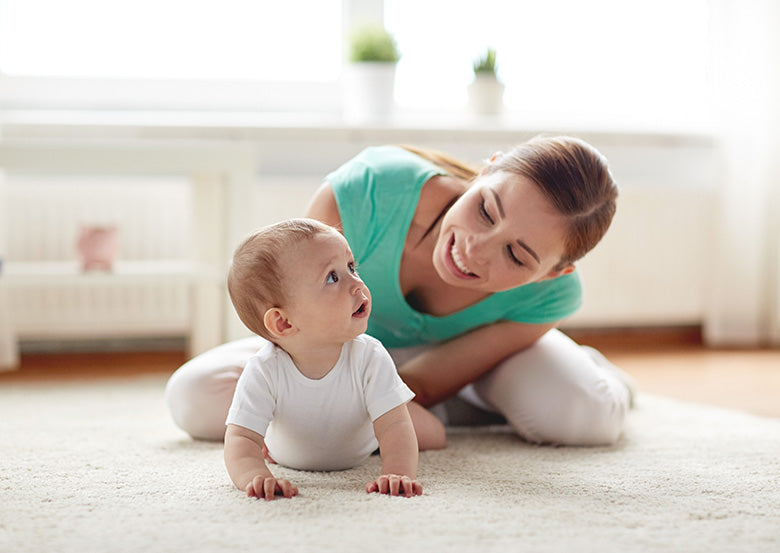 10 Tips to Encourage Your Baby to Start Crawling