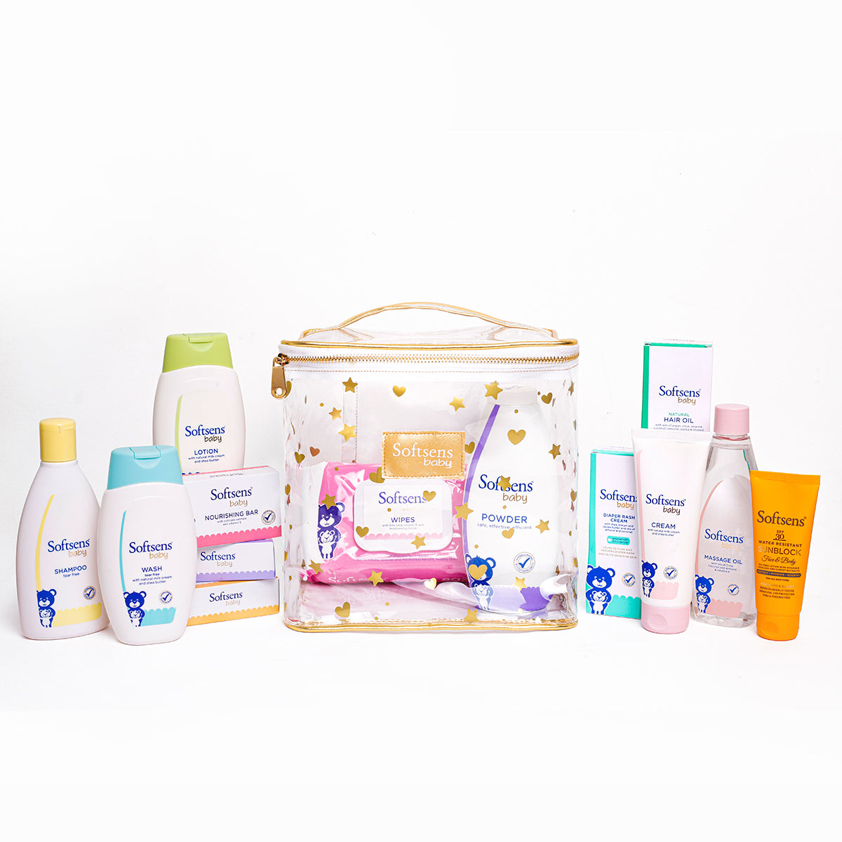 All in One Bundle With Free Travel Kit