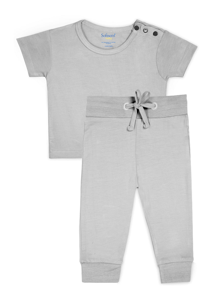 Softsens Bamboo Gift Set in Dreamy Grey