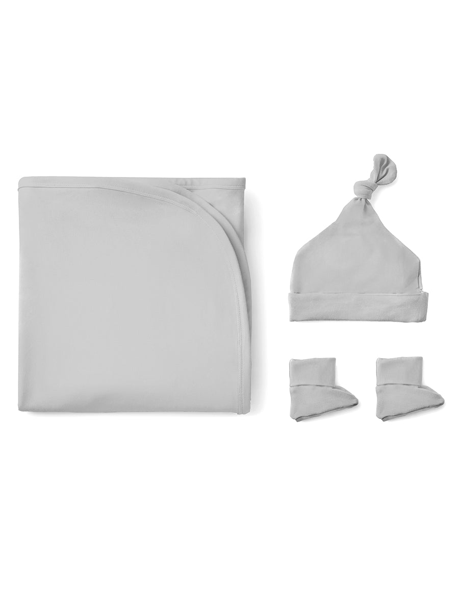 Softsens Dreamy Grey Cozy Essentials Bamboo Kit