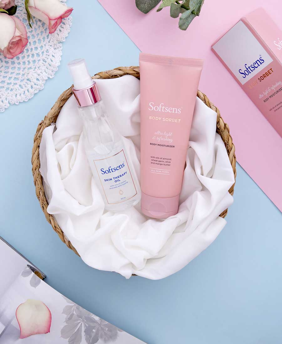 Pregnancy Skin Care Kit