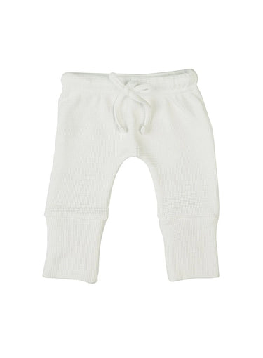 Boss Baby Textured Knit Pants-Baby Clothing-Softsens