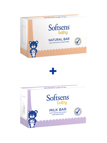 Baby Bar Soap Bundle