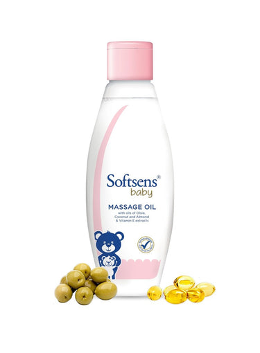 Calming Massage Oil 100ml-Bath & Body-Softsens