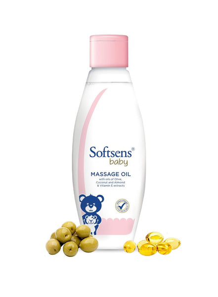 Calming Massage Oil 200ml-Bath & Body-Softsens