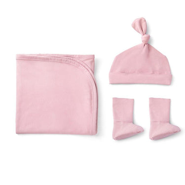 Coral Blush Bamboo Cozy Essentials Bamboo Kit-Bamboo Essentials-Softsens