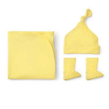Pineapple Slice Bamboo Cozy Essentials Bamboo Kit-Bamboo Essentials-Softsens