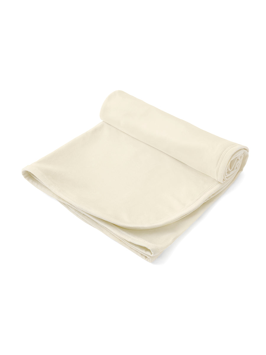 Butter Cream Bamboo Stretch Swaddle