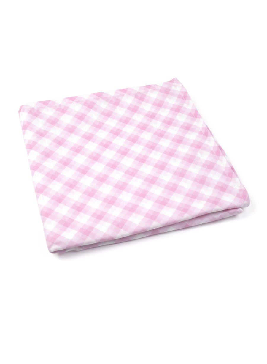 Simply Sweet Pack of 2 Organic Muslin Swaddles-Muslin Essentials-Softsens