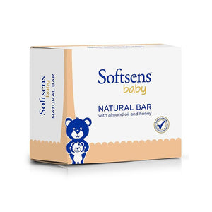 Softsens - Natural Bar Soap (Multipack 100gx3)-LifeCell_Offer-Softsens