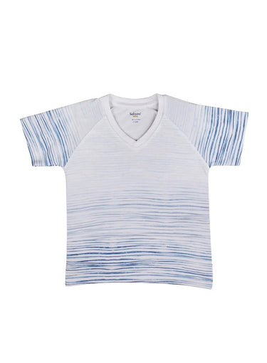 Wonderful Waves Soft Jersey Tee-Kids Clothing-Softsens