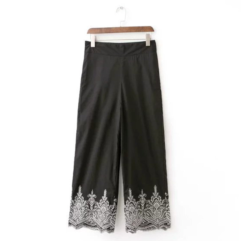 Ethnic Trousers