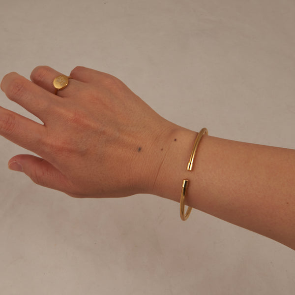 Sleek Simple Modern Cuff