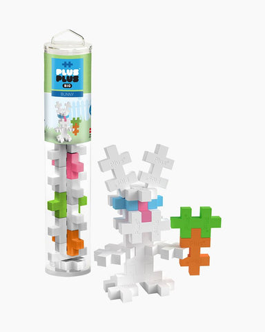 Plus-Plus BIG 16pc Tube-Bunny