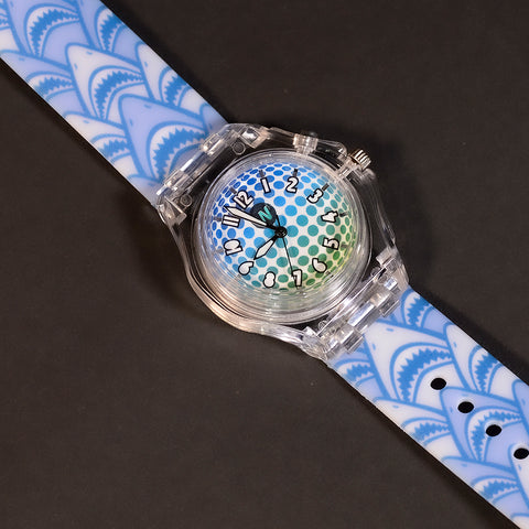 Shark Frenzy Light Up Watch