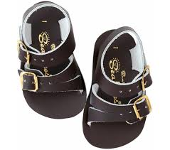 Brown Sea Wee Sandal