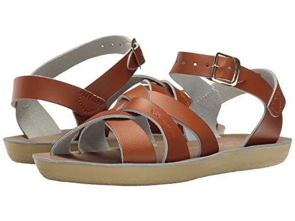 Tan Swimmer Sandal