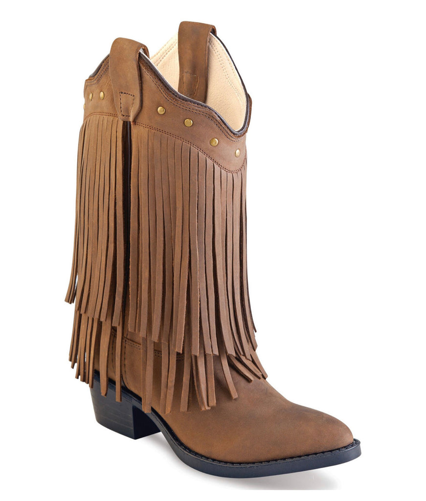 Old West Boots 8125 (little girl)