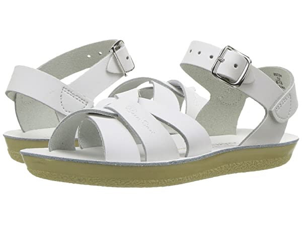 White Swimmer Sandal