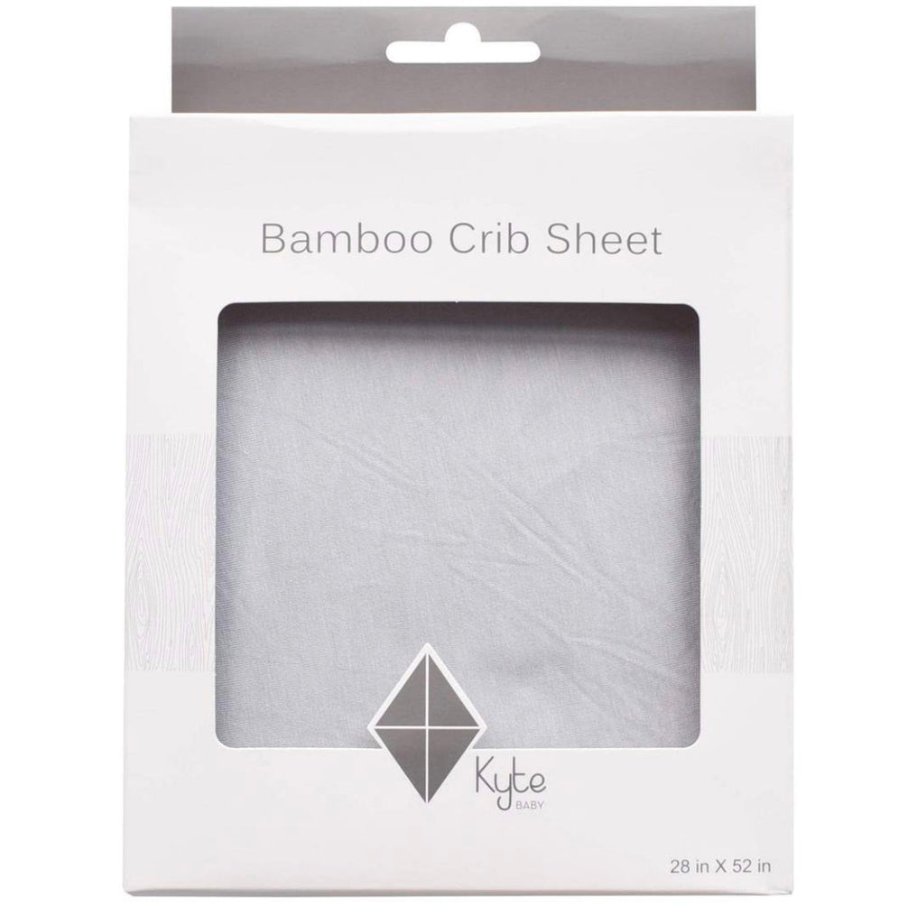 Crib Sheet by Kyte (click for more colors)