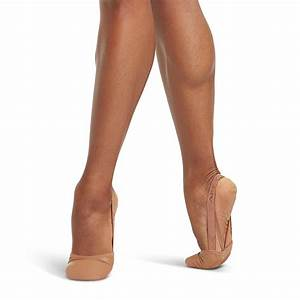 Leather Turning Pointe 55 (nude)
