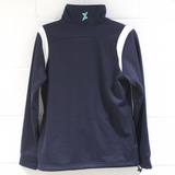 Mens Canterbury 1/4 Zip Mid-Layer Top