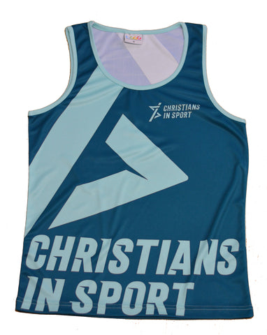 Performance running vest