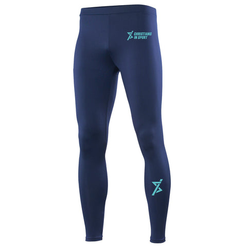 Performance Leggings | Navy