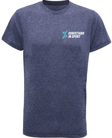 Mens Performance T-Shirt | Navy