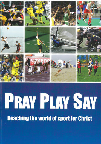 Pray Play Say Study Book | Part 1