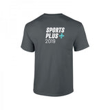 Sports Plus 2019 Mens T-Shirt | Grey
