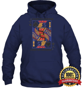 Euchre Shirt Unisex Heavyweight Pullover Hoodie / Navy S Apparel