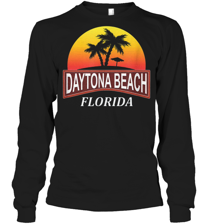Daytona Beach Florida - Beach Vacation T-shirt