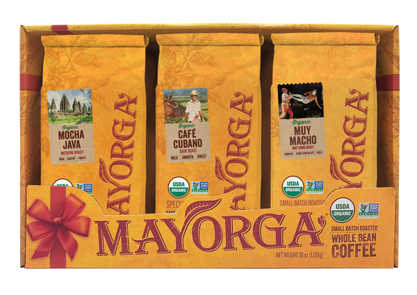 Mayorga Classic Blends (3ct) Gift Pack