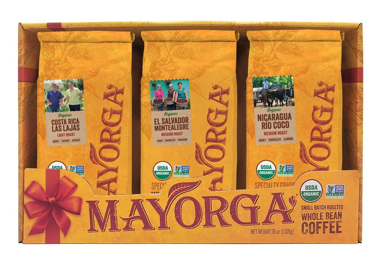 Mayorga Single Origins (3ct) Gift Pack