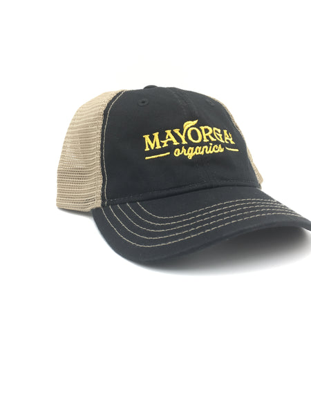 Mayorga Embroidered Mesh Hat