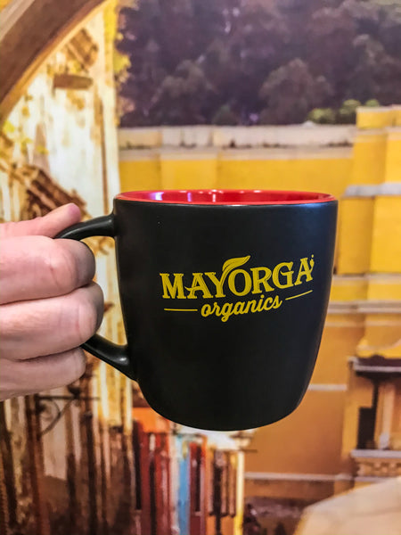 Mayorga Matte Black Mug