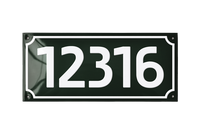 SILKEBORG HOUSE NUMBER - RAMSIGN.CO.UK
