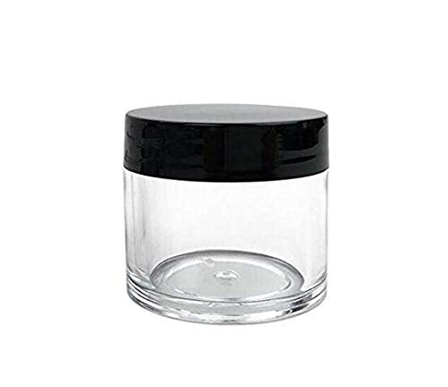 c4f14a852865 Other Health & Beauty - 30g 30ml/1oz Refillable Black and White ...