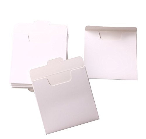 Other Drives & Storage - Shapenty 30Pack Blank CD Sleeves