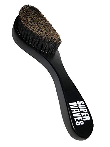 Super Waves Wave Brush By The Brush Empire - Medium Curves Waves Brush -  Made With 100%