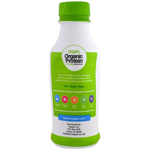 Other Supplements & Nutrition - Orgain, Organic Protein