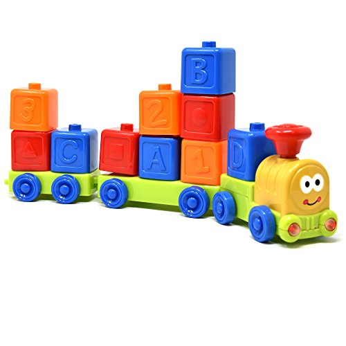 Other Educational Toys - My First Train Set Sound and Light
