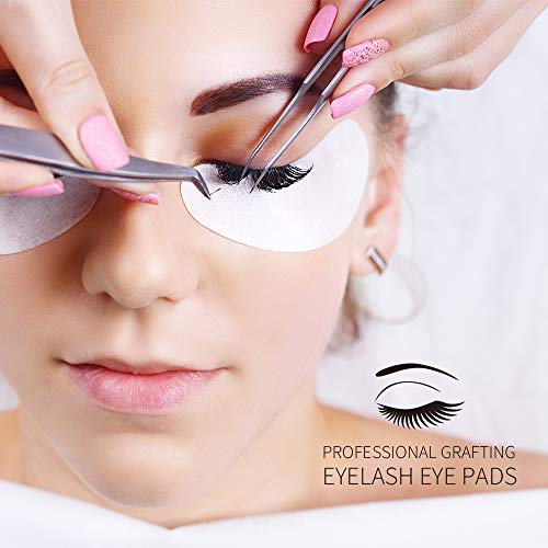 dc0307618 Eyes - 110 Pairs Eyelash Extension Gel Pads