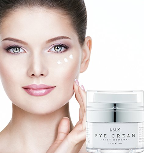 Eyes - Eye Cream for Wrinkles, Dark Circles, Puffiness and Bags
