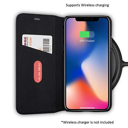 promo code b62cf 28200 Cases, Covers & Skins - KANVASA iPhone XS Leather Case/iPhone X Flip ...