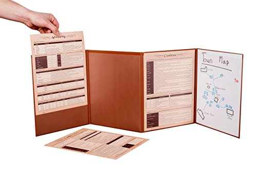 Other Puzzles - Hexers Game Master Screen - Dungeons and Dragons D&D