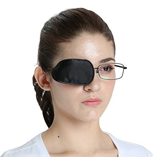 40fdeb8d5bbc FCAROLYN Silk Eye Patches for Glasses to Treat Lazy Eye/Amblyopia / Strabismus  ONE.